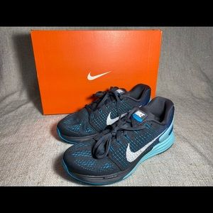 Women's Nike a Lunarglide 7 Sz 8